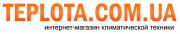 Логотип ТЕПЛОТА КОМ УА, интернет-магазин