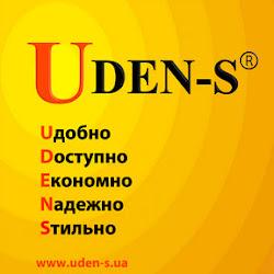 Логотип UDEN-UKRAINE