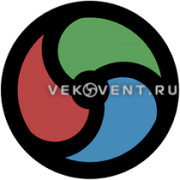 Логотип ВекоВент