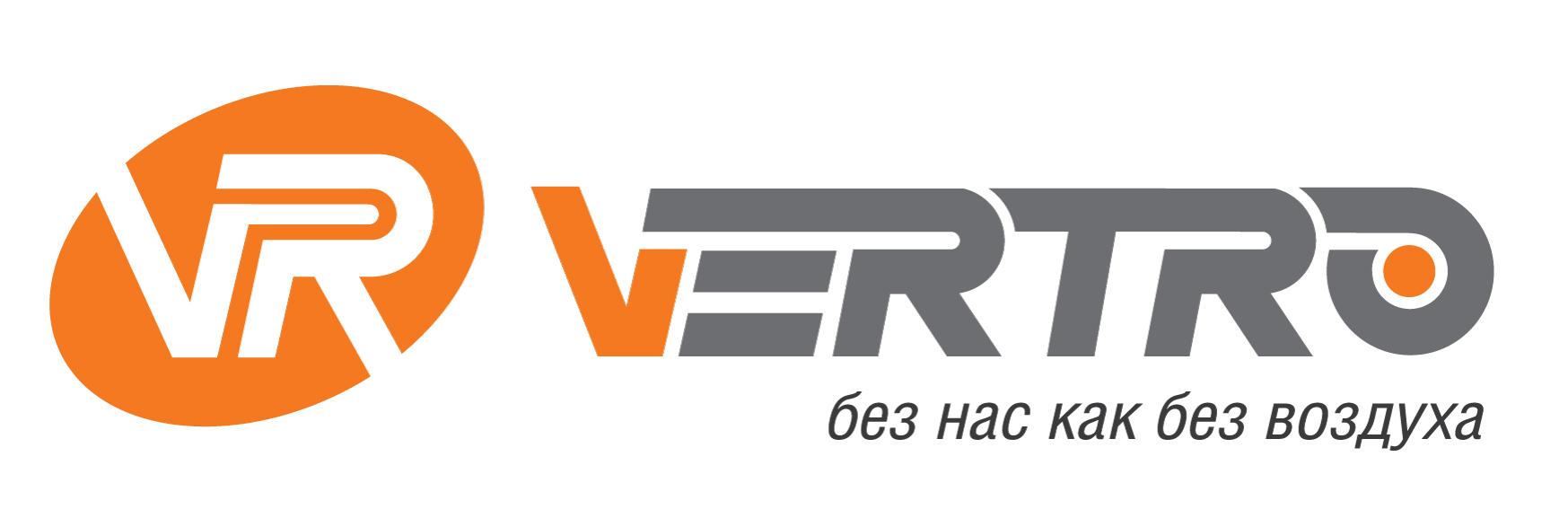 Логотип Вертро