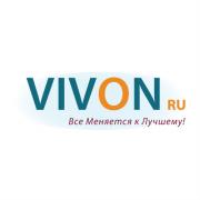 Ћоготип VIVON.RU