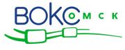Логотип ВОКС-Омск