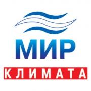 Логотип Выставка Мир Климата