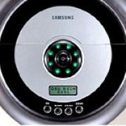 Робот-пылесос Samsung чистит даже воздух