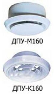 Линейка диффузоров ДПУ дополнилась новыми моделями ДПУ-М160 и ДПУ-К160.