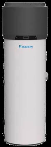 Тепловой насос Alterma Daikin для нагрева воды ГВС