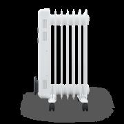 Новинка: масляные радиаторы BERGAMO от ROYAL Clima Фото №1