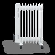 Новинка: масляные радиаторы BERGAMO от ROYAL Clima Фото №2