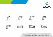 Преимущества труб MVI из оцинкованной стали Фото №1