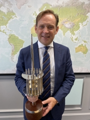 Superglass стал лауреатом престижной премии Scottish Engineering Awards Фото №1
