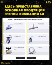 Запуск нового сайта LD для иностранных партнёров Фото №2