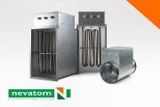 Зачем в канальных нагревателях нужен термостат? Фото №1