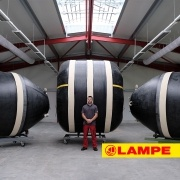 Поставка пневматических заглушек LAMPE из Германии Фото №1