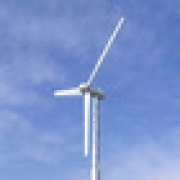 Wind-solar power plant