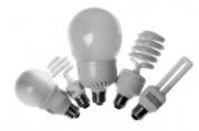 Energy saving light bulbs Фото №1