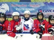 GREE — спонсор турнира по хоккею Фото №1