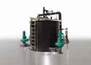 WILO solids separation system Фото №1