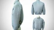 Рубашка с вентиляторами от Kuchofuku Фото №1