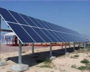 Солнечная электростанция в Алматинской области Фото №1