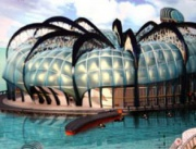 The project of a floating eco-hotel Фото №1