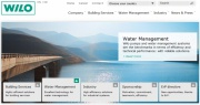 New Wilo website launched Фото №1