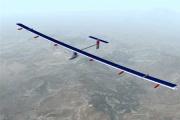 Solar airplane Фото №1