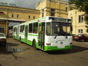 Moscow is unhappy with hot buses Фото №1
