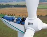 First Baikal wind-solar power plant Фото №1
