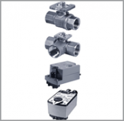 Polar Bear ball regulating valves Фото №1
