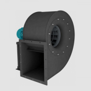 Single inlet direct drive centrifugal fans CRRT Фото №1
