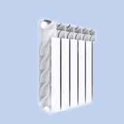 Bimetal radiator Smalt Power Фото №1