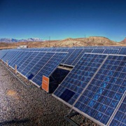 First solar power station starts working in Transcarpathia Фото №1