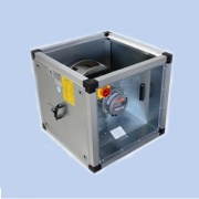 Square duct fans Systemair MUB-T Фото №1