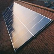 В Новокузнецке появляются первые солнечные панели  Фото №1