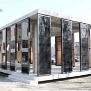В Потсдаме появился солнечный павильон Фото №1