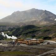 Мутновские геотермальные электростанции  Фото №1