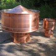Воздуховоды и фасонные изделия из меди Фото №1