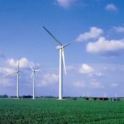 Новая ветроэлектростанция в Испании Фото №1