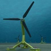 Подводная электростанция в Шотландии Фото №1