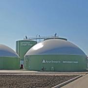 Промышленная биогазовая станция в Белгороде Фото №1