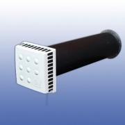 Приточный клапан Kiv Quadro Фото №1