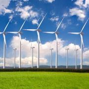 В США запущен крупнейший ветропарк Фото №1