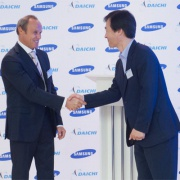 Daichi и Samsung объявили о начале партнерских отношений Фото №1