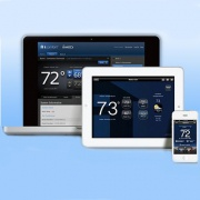 Icomfort Wi-Fi touchscreen thermostat Фото №1
