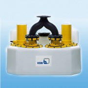 KSB's mini-Compacta sewage lifting unit Фото №1
