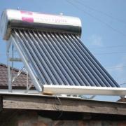 Вакуумный солнечный коллектор Фото №1