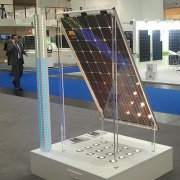 Двусторонние солнечные элементы Фото №1