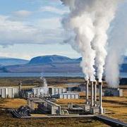 Cтроительство геотермальных электростанций Фото №1