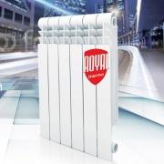 Биметаллический радиатор от Royal Thermo Фото №1