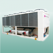 High-efficiency air-cooled chillers Фото №1